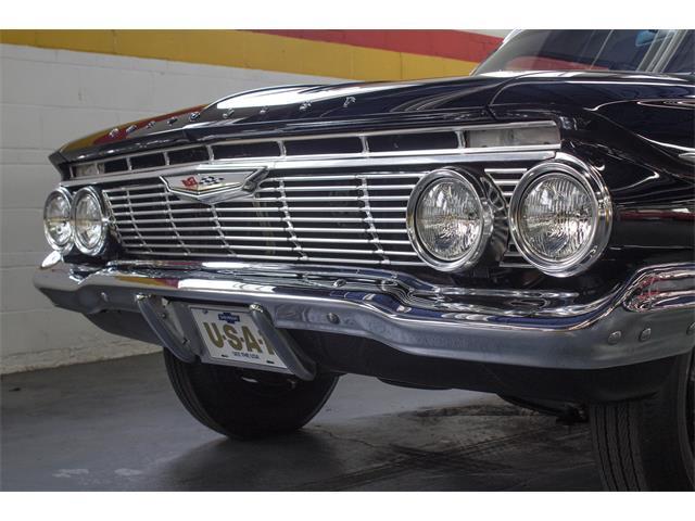 1961 Chevrolet Bel Air (CC-1030510) for sale in Montréal, Quebec