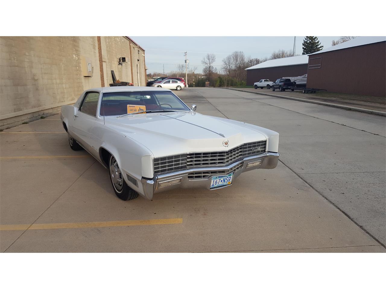1967 Cadillac Eldorado (CC-1035968) for sale in Annandale, Minnesota