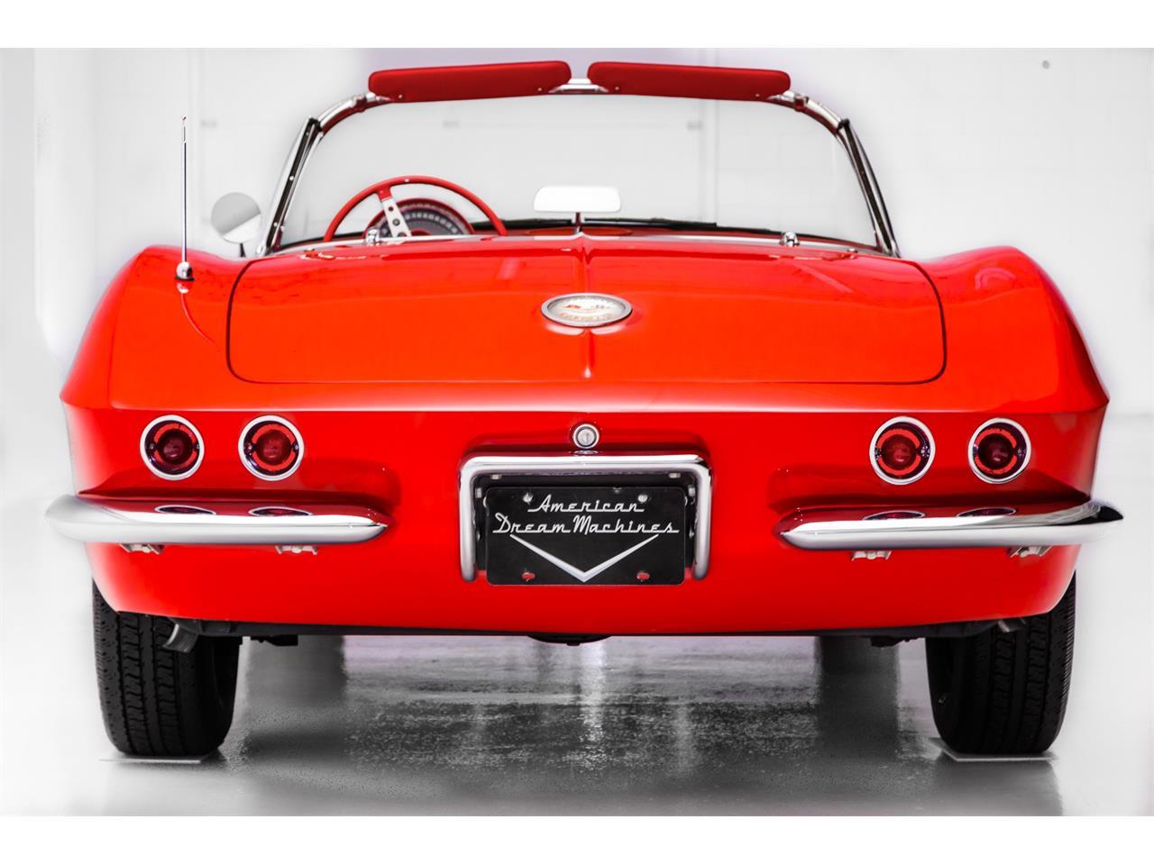 1961 Chevrolet Corvette (CC-1030600) for sale in Des Moines, Iowa