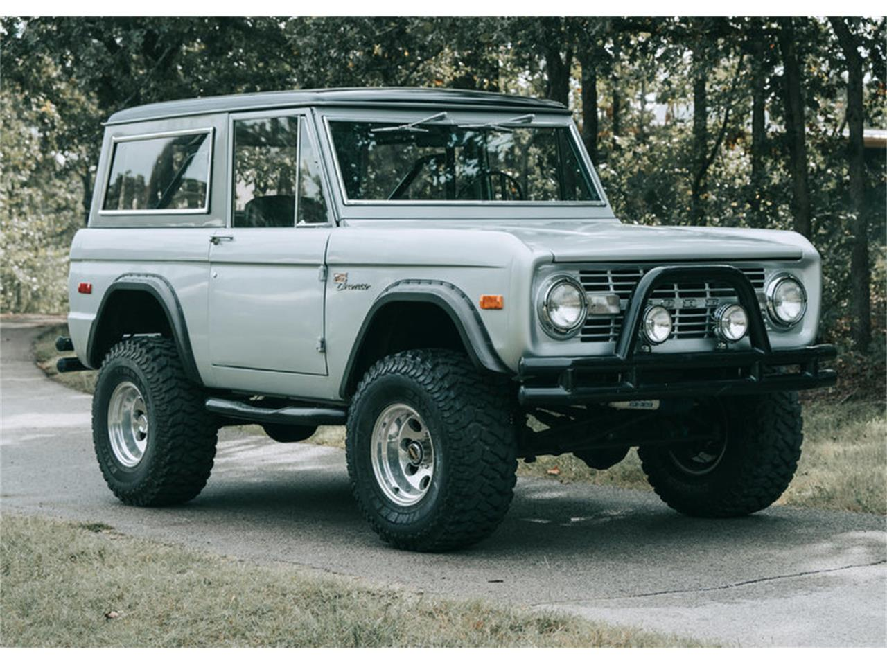 1972 Ford Bronco For Sale Classiccars Com Cc 1036033