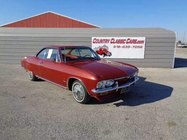 1966 Chevrolet Corvair (CC-1036543) for sale in Staunton, Illinois