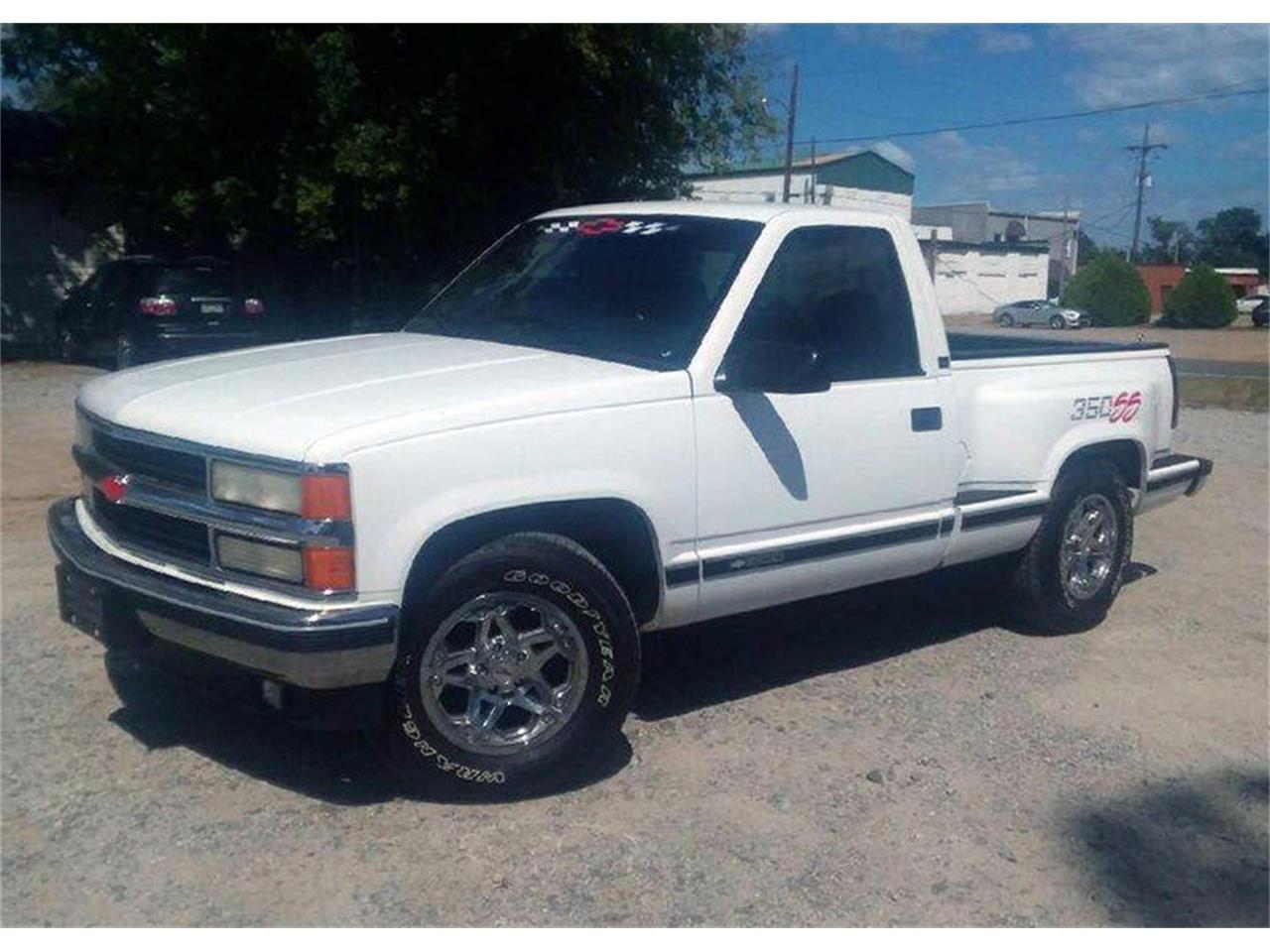 1996 Chevrolet Silverado For Sale Classiccars Com Cc 1030656