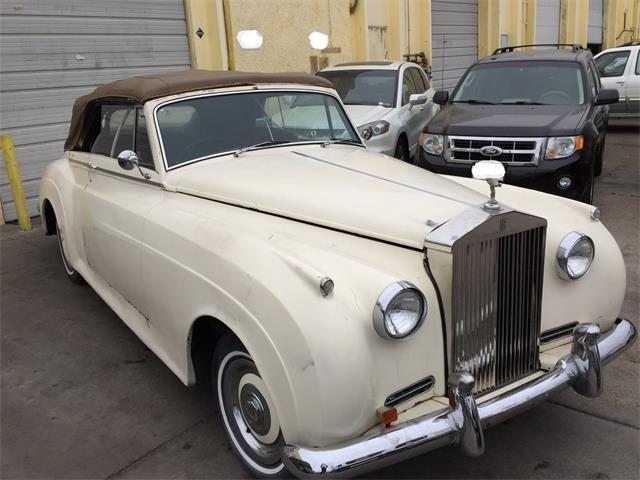 1957 Rolls-Royce Silver Cloud (CC-1036721) for sale in Denver, Colorado