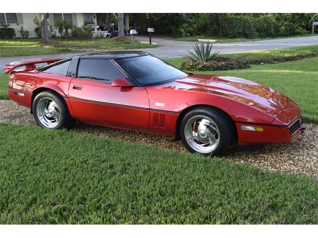 1985 Chevrolet Corvette (CC-1036860) for sale in Venice, Florida