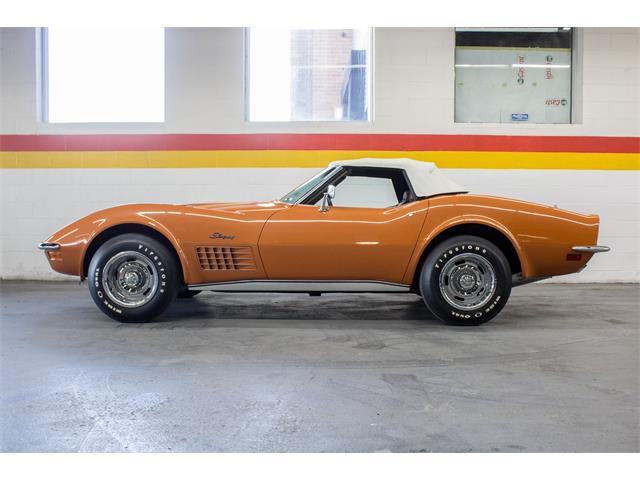 1972 Chevrolet Corvette (CC-1037002) for sale in Montreal, Quebec