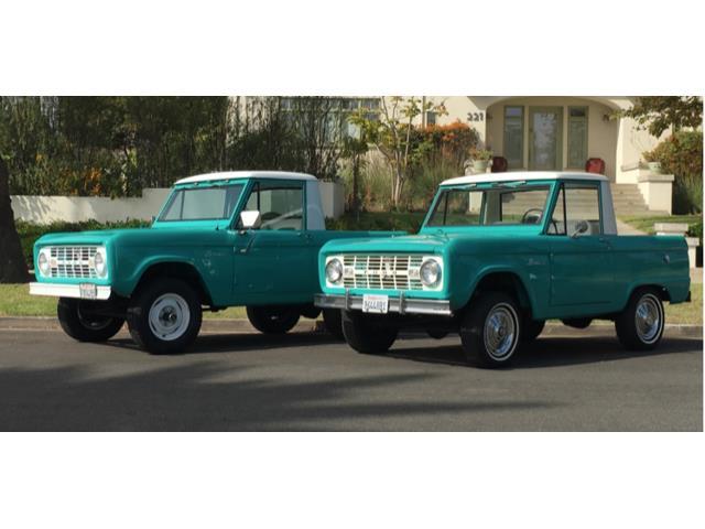 1966 Ford Bronco (CC-1037172) for sale in Santa Monica, California