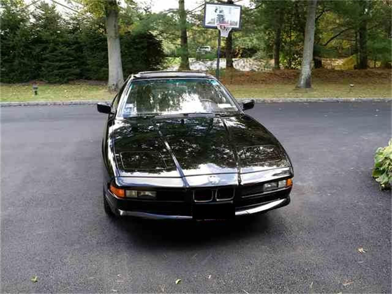 1992 BMW 8 Series (CC-1037539) for sale in Upper Brookville, New York