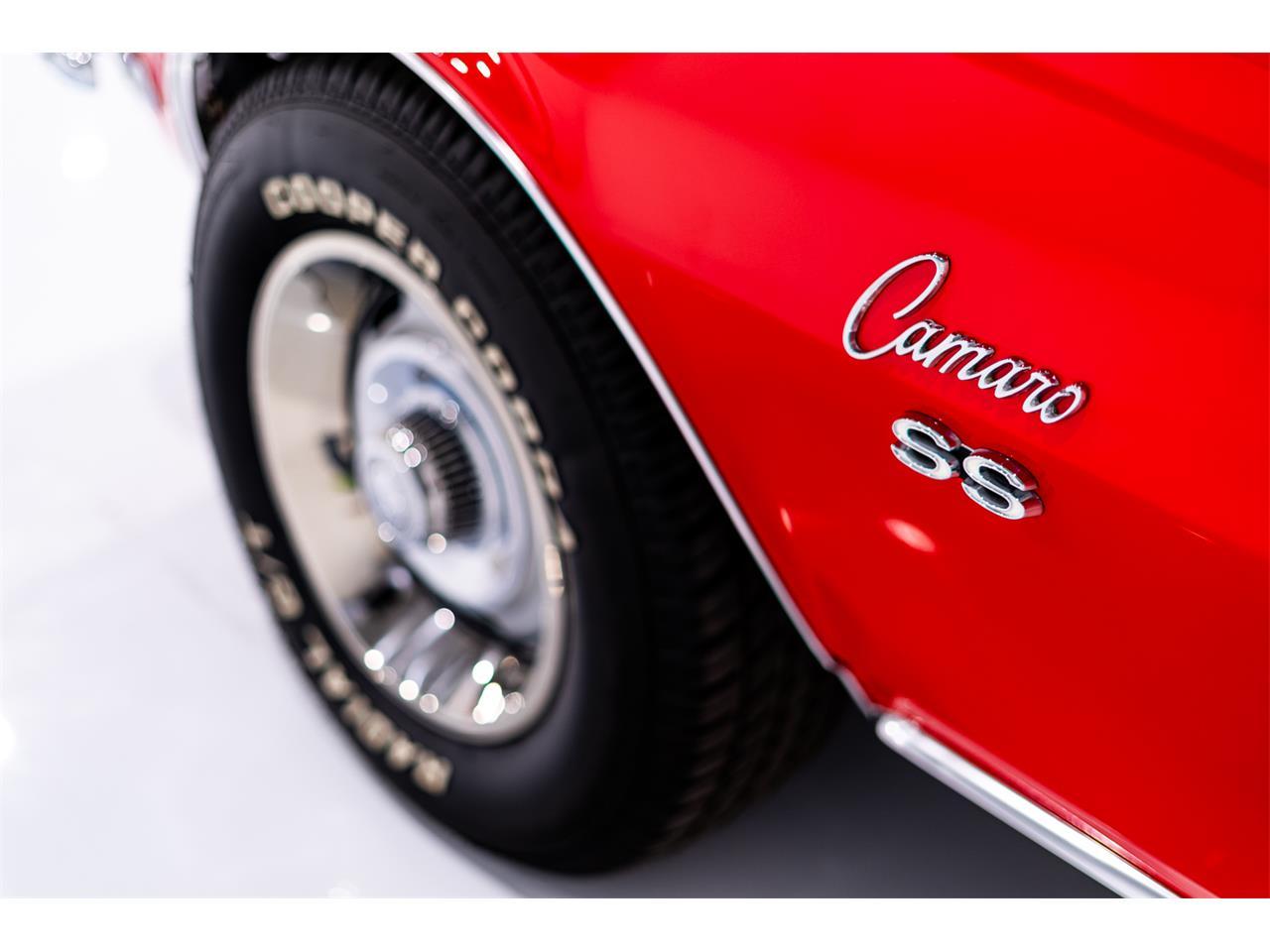 1968 Chevrolet Camaro (CC-1037550) for sale in Montreal, Quebec