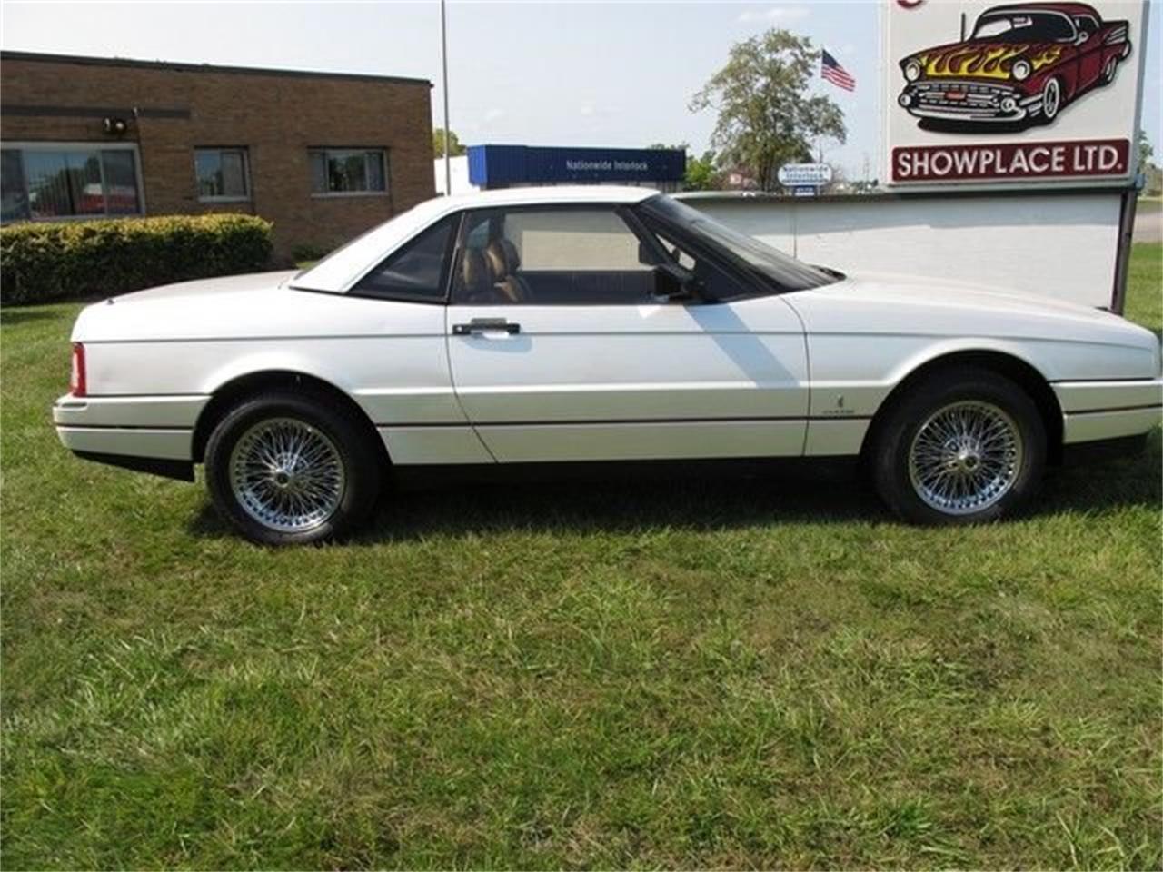 1989 Cadillac Allante (CC-1037737) for sale in Troy, Michigan