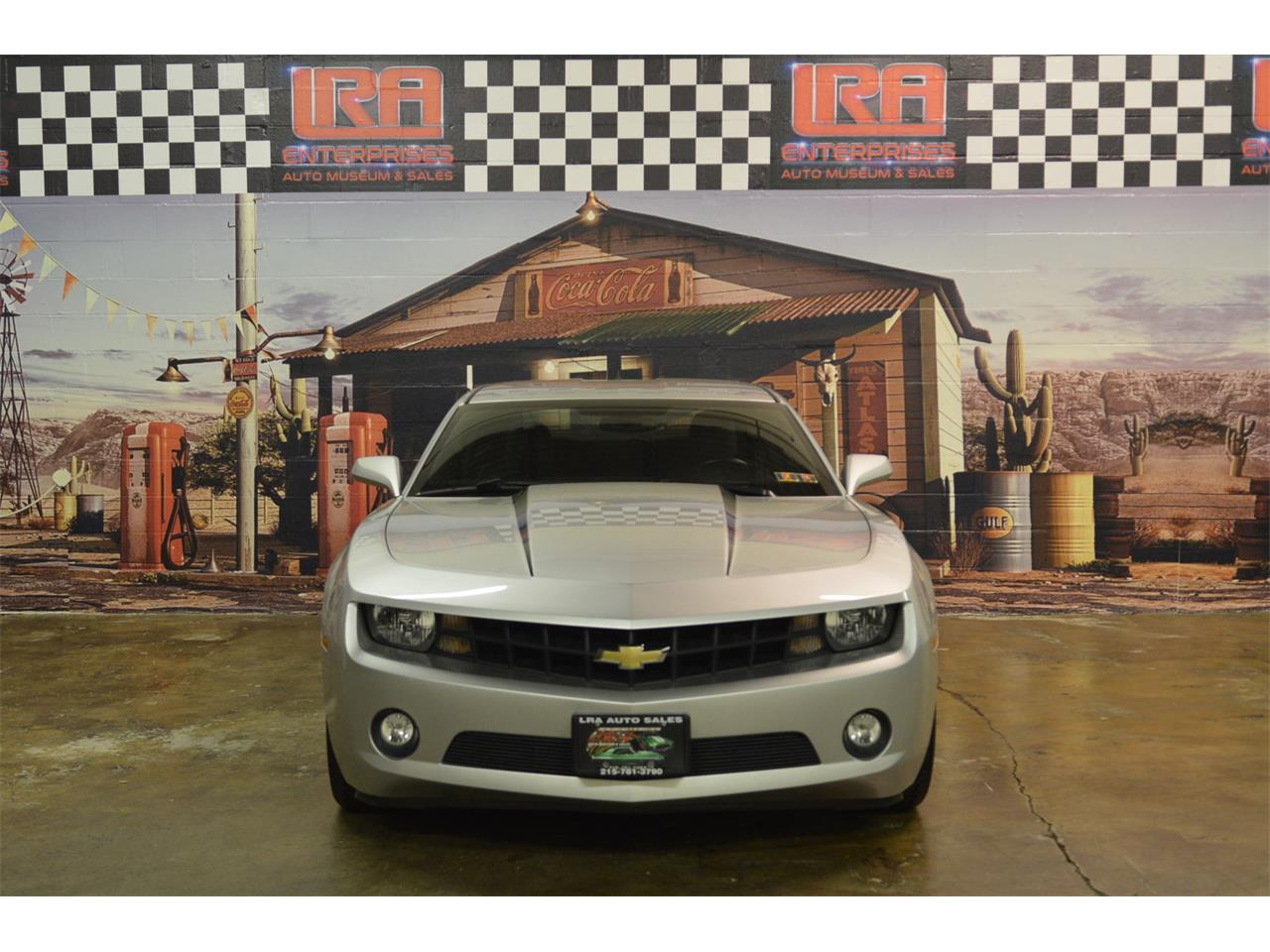 2013 Chevrolet Camaro (CC-1037861) for sale in bristol, Pennsylvania