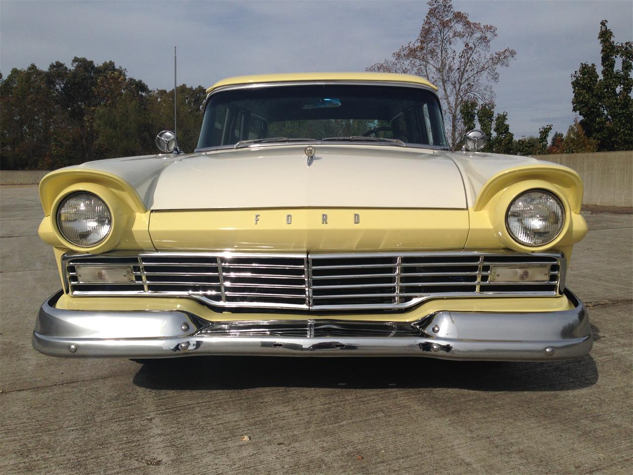 1957 Ford Country Squire (CC-1037886) for sale in Branson, Missouri