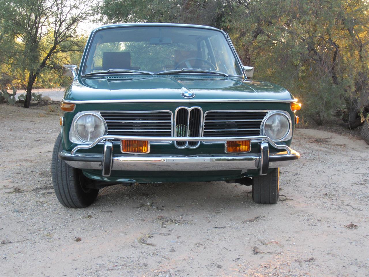 1972 Bmw 2002tii For Sale Classiccars Com Cc 1037951