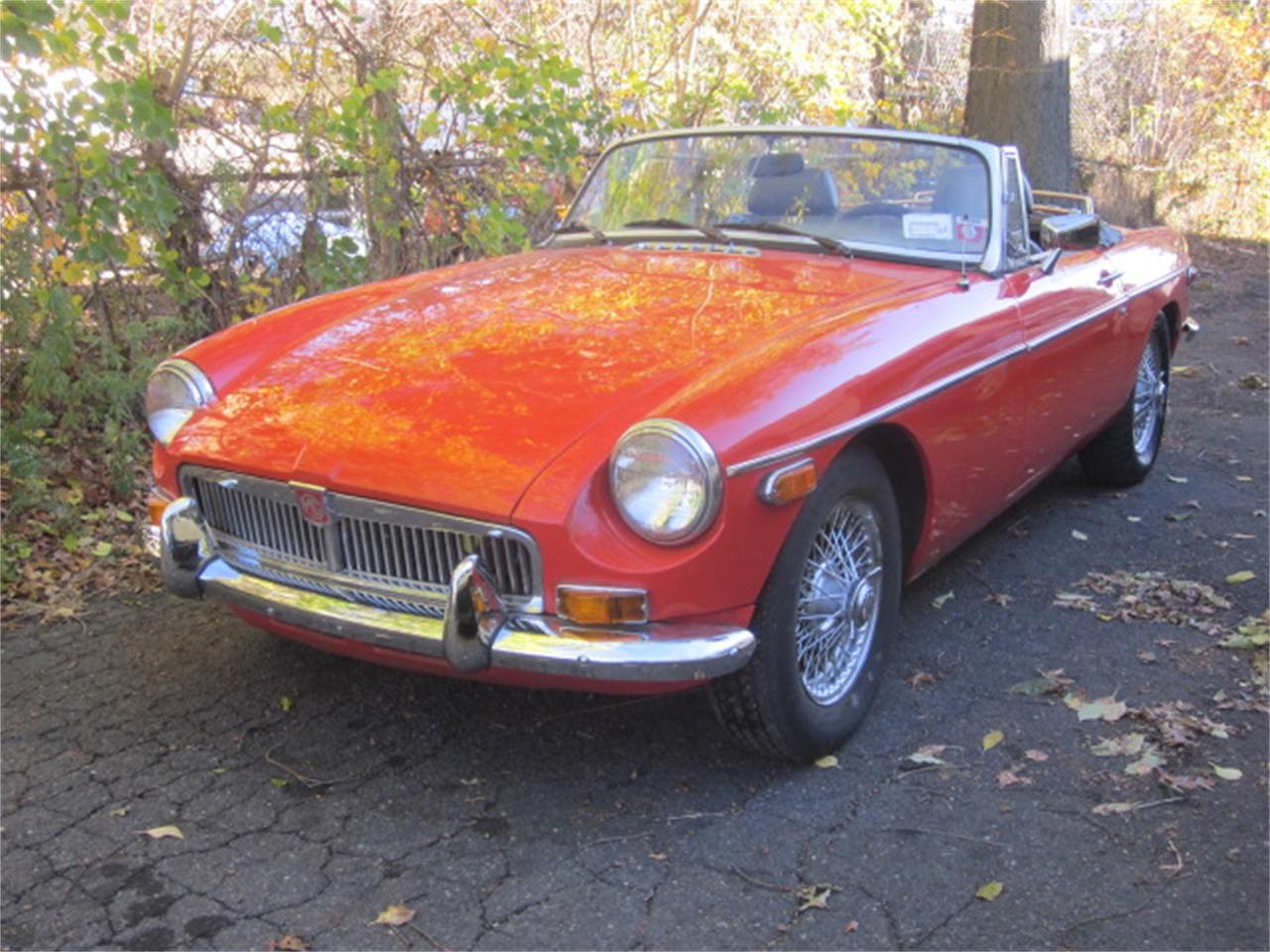 1977 MG MGB (CC-1038278) for sale in Stratford, Connecticut