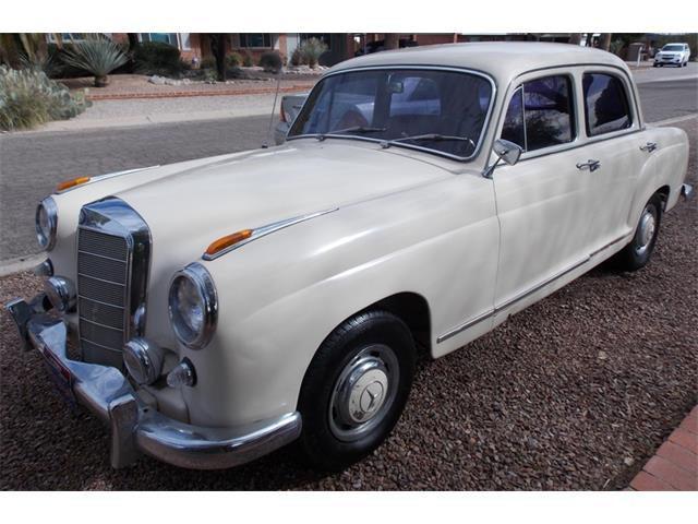 1959 Mercedes-Benz Sedan (CC-1038357) for sale in Tucson, Arizona