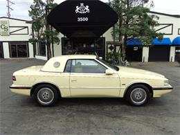 1989 Chrysler TC by Maserati (CC-1030844) for sale in St. Louis, Missouri
