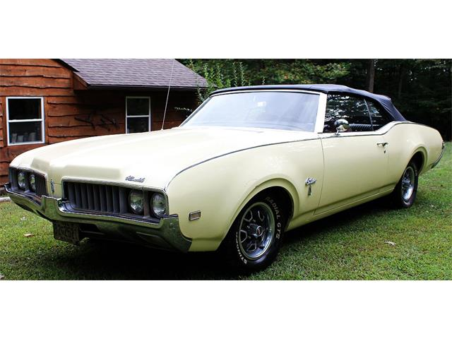 1969 Oldsmobile Cutlass Supreme (CC-1030853) for sale in Columbus, Indiana