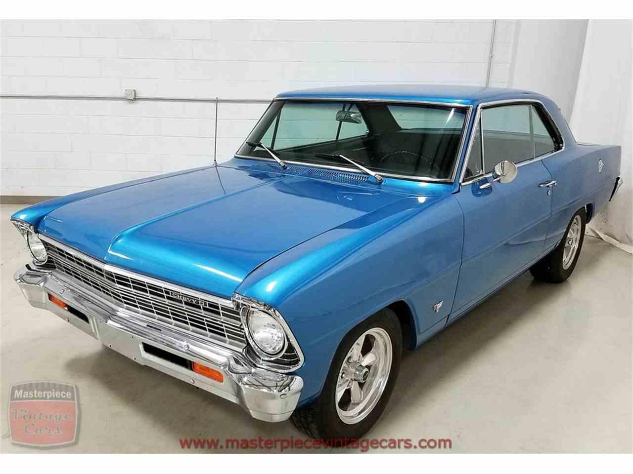 1967 Chevrolet Chevy Ii Nova For Sale Classiccars Com Cc 1038776