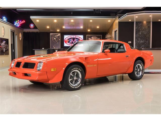 1976 Pontiac Firebird Trans Am (CC-1038818) for sale in Plymouth, Michigan