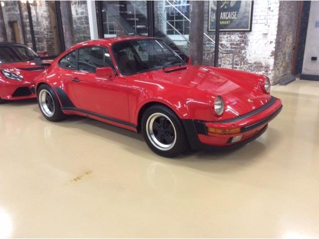 1986 Porsche 930 Turbo (CC-1030890) for sale in Melbourne, Victoria