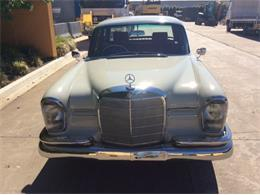 1961 Mercedes-Benz 220SE (CC-1030895) for sale in Melbourne, Victoria