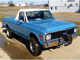 1972 Chevrolet C10 (CC-1030915) for sale in Arlington, Texas