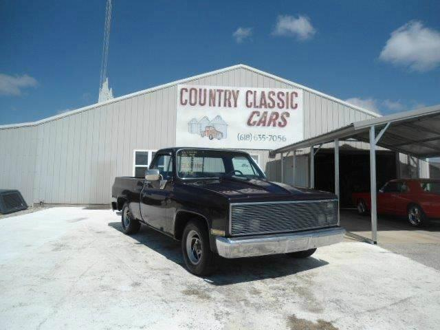 1985 Chevrolet C10 (CC-1030929) for sale in Staunton, Illinois
