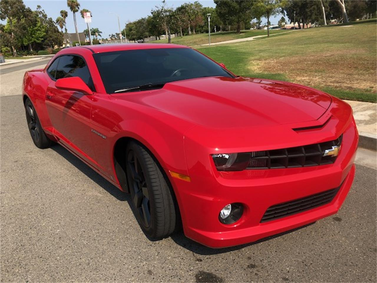 2010 Chevrolet Camaro SS (CC-1039307) for sale in Bullhead City, Arizona