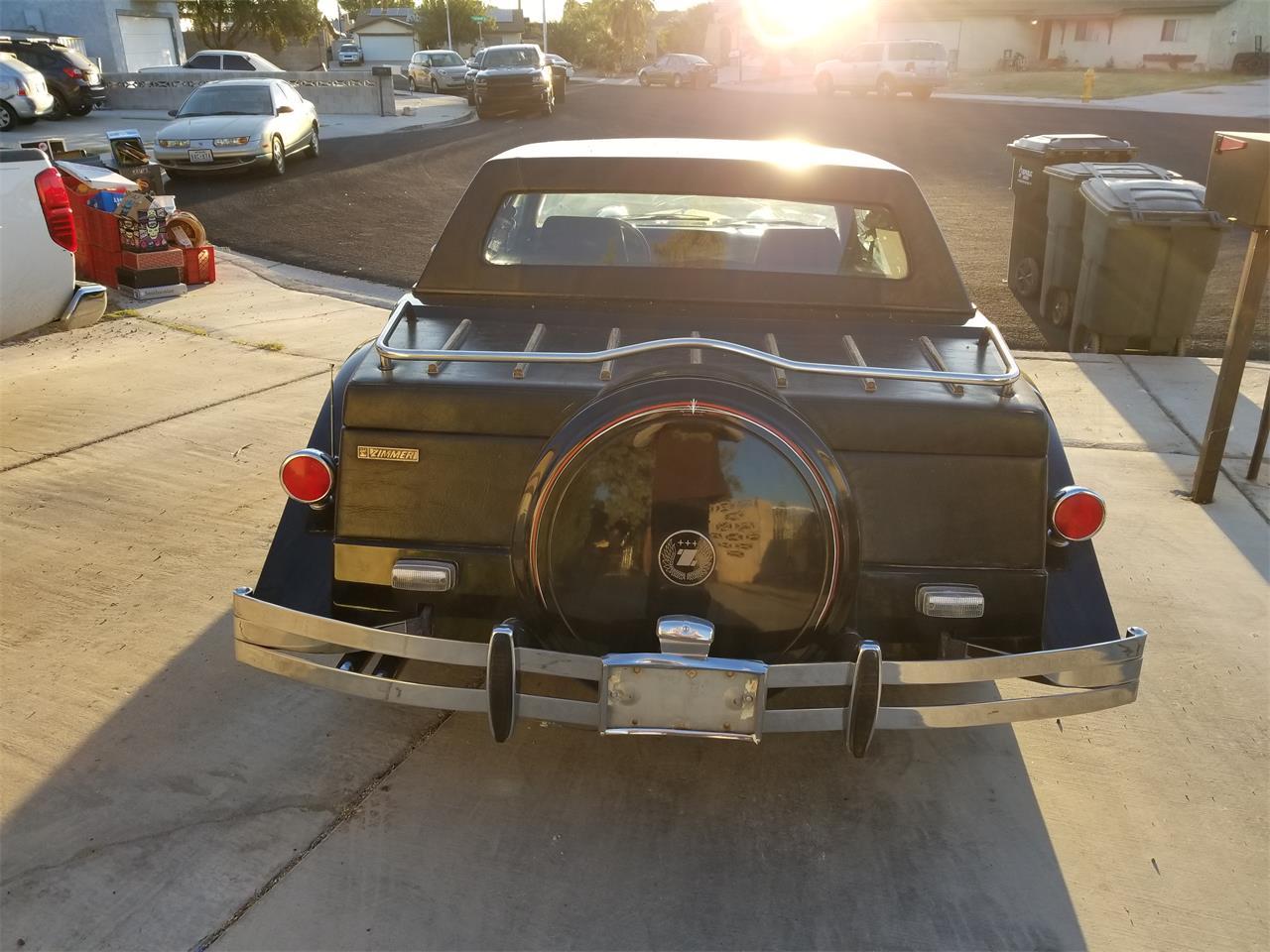 1985 Zimmer Golden Spirit (CC-1039320) for sale in Las Vegas, Nevada