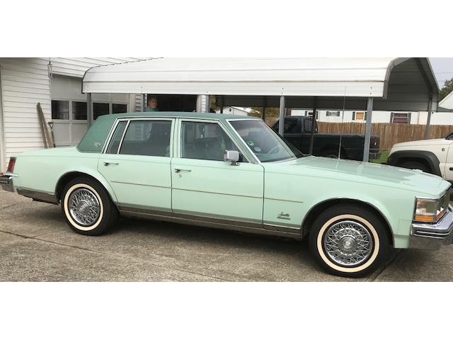 1977 Cadillac Seville (CC-1039330) for sale in Clay, Kentucky