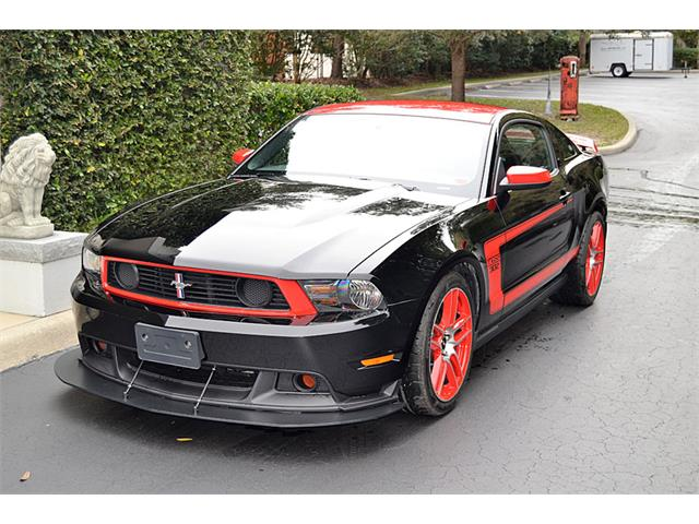 2012 Ford Mustang Boss 302 (CC-1039504) for sale in Mt. Dora (Orlando Area), Florida