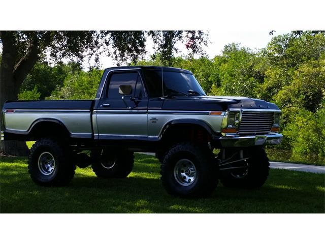 1979 Ford F150 (CC-1039742) for sale in Sebastian, Florida