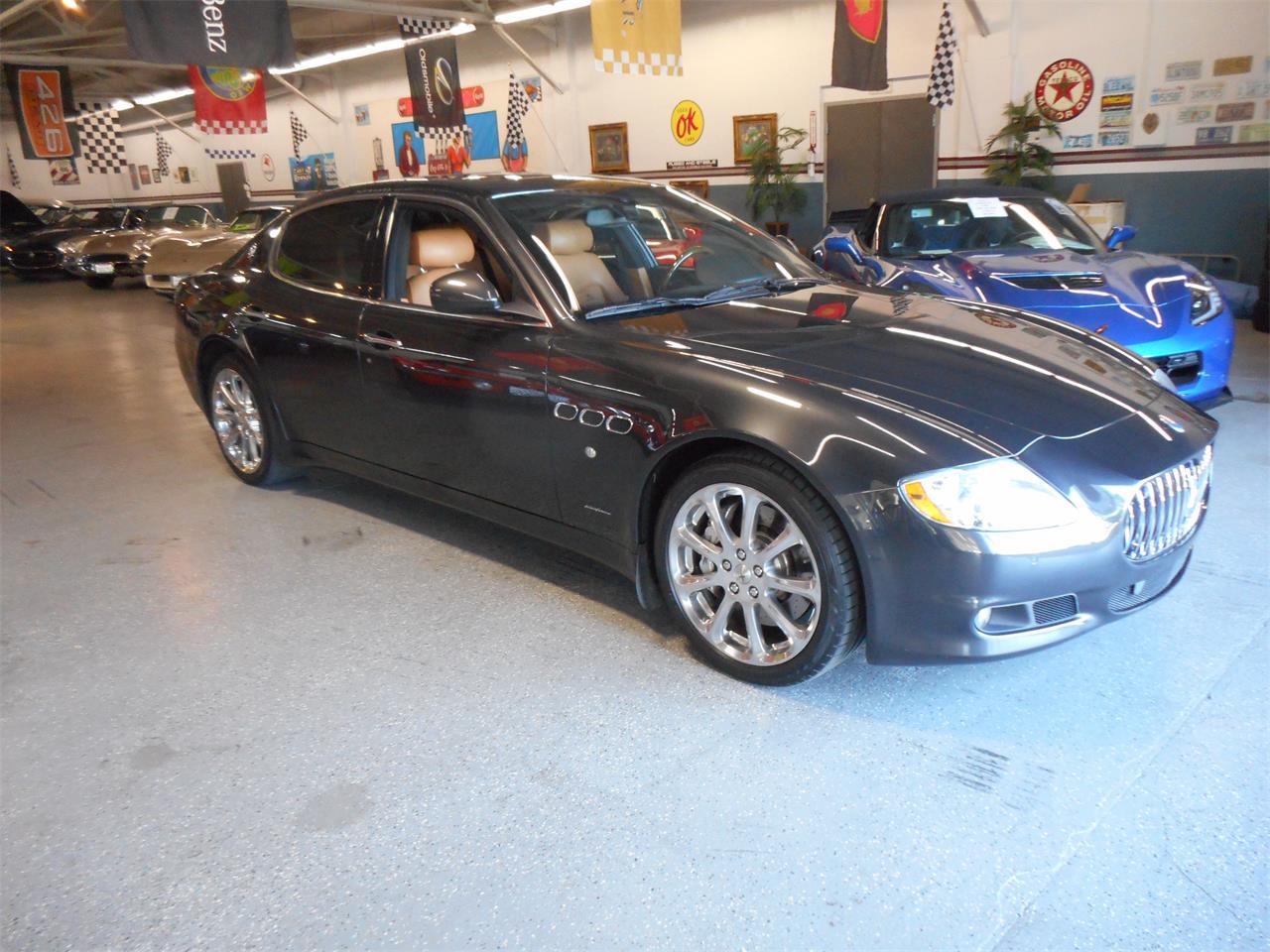 2009 Maserati Quattroporte for Sale | ClassicCars.com | CC ...