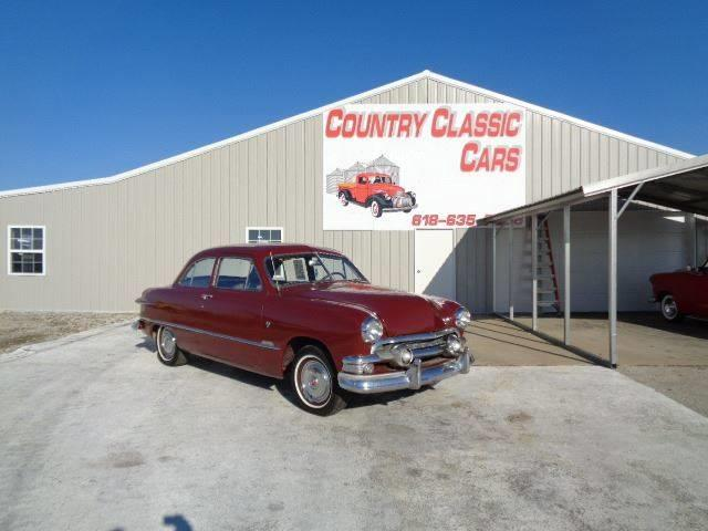 1951 Ford Tudor