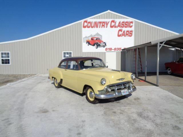 1953 Chevrolet 150 (CC-1041037) for sale in Staunton, Illinois