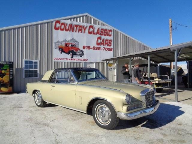 1964 Studebaker Hawk (CC-1041040) for sale in Staunton, Illinois