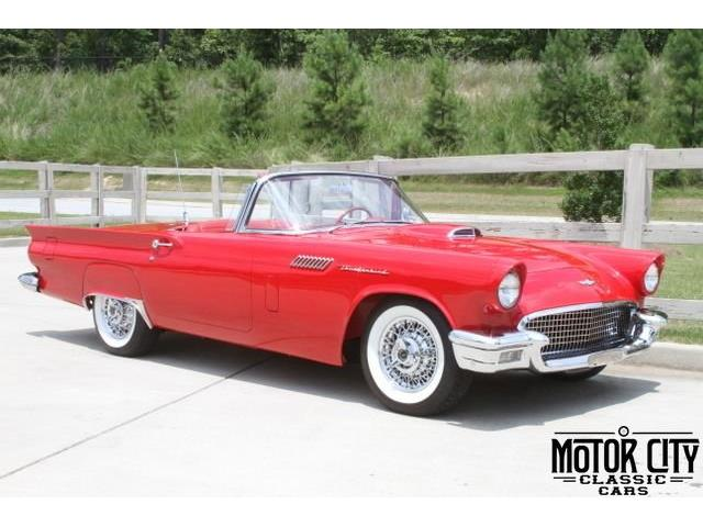 1957 Ford Thunderbird (CC-1040117) for sale in Vero Beach, Florida