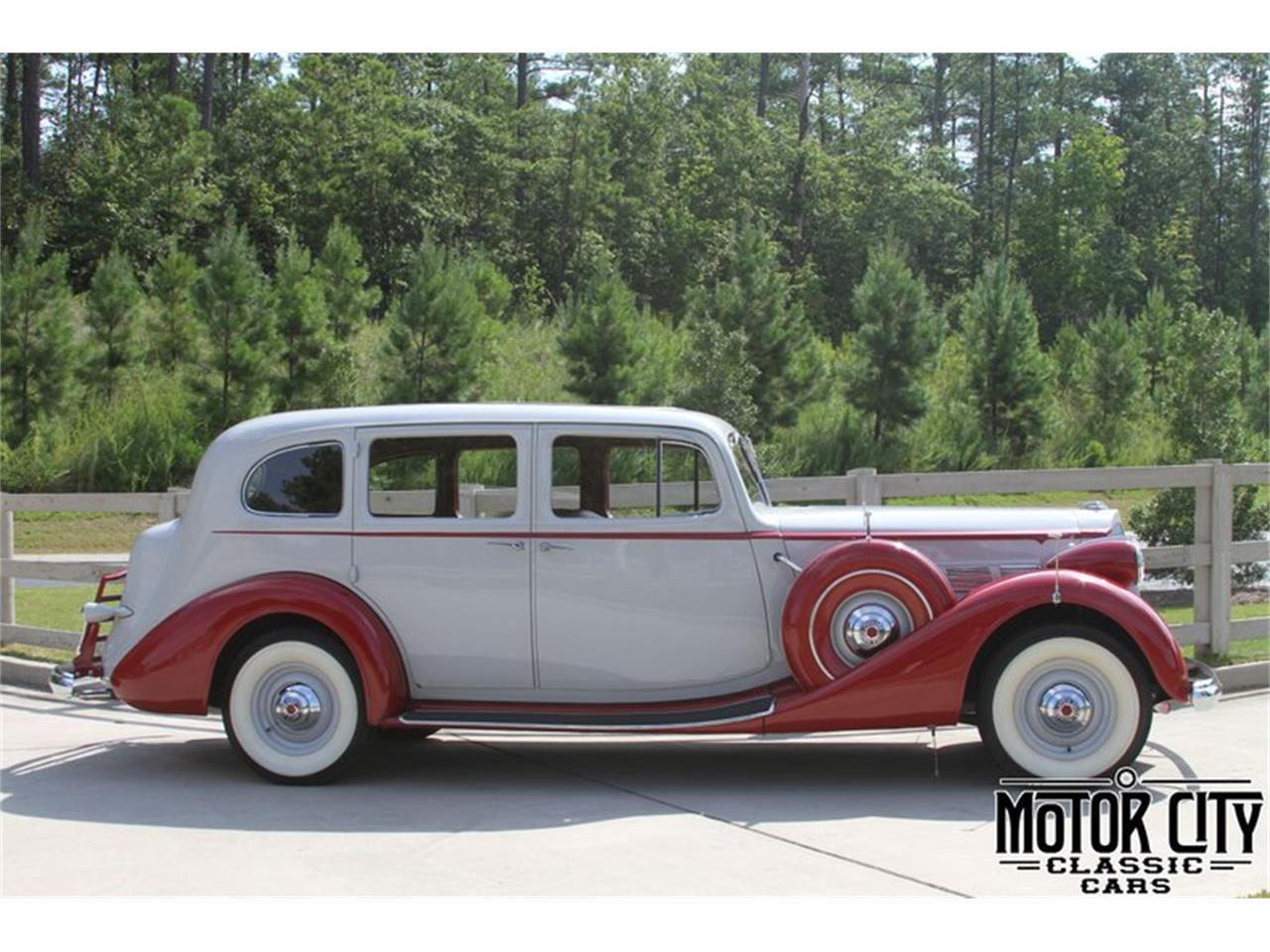 1937 Packard Super Eight (CC-1040118) for sale in Vero Beach, Florida