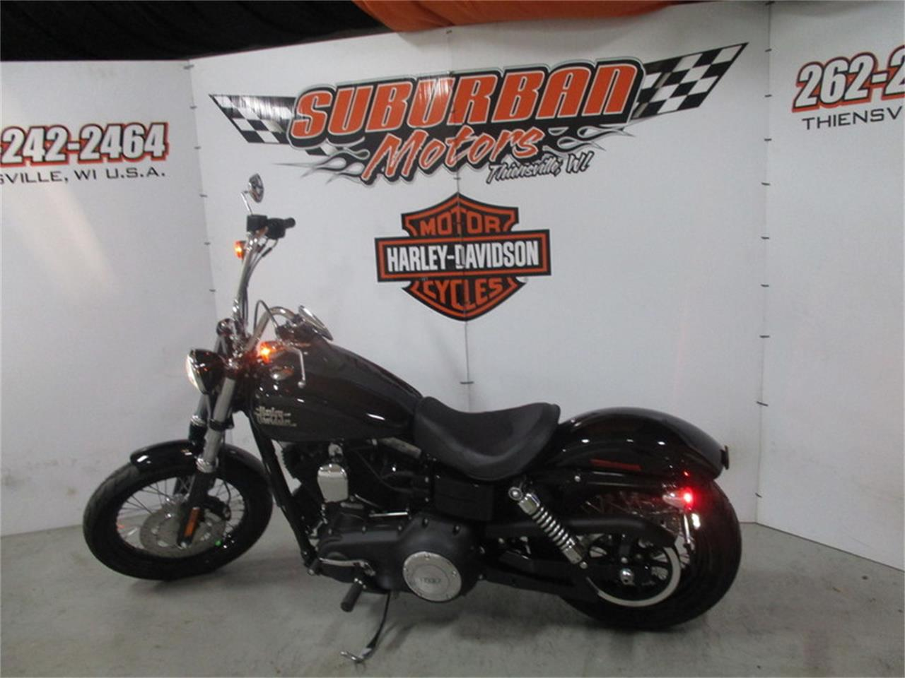2017 Harley-Davidson® FXDB - Street Bob® for Sale ...