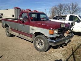 1991 Ford F250 (CC-1041466) for sale in Shenandoah, Iowa
