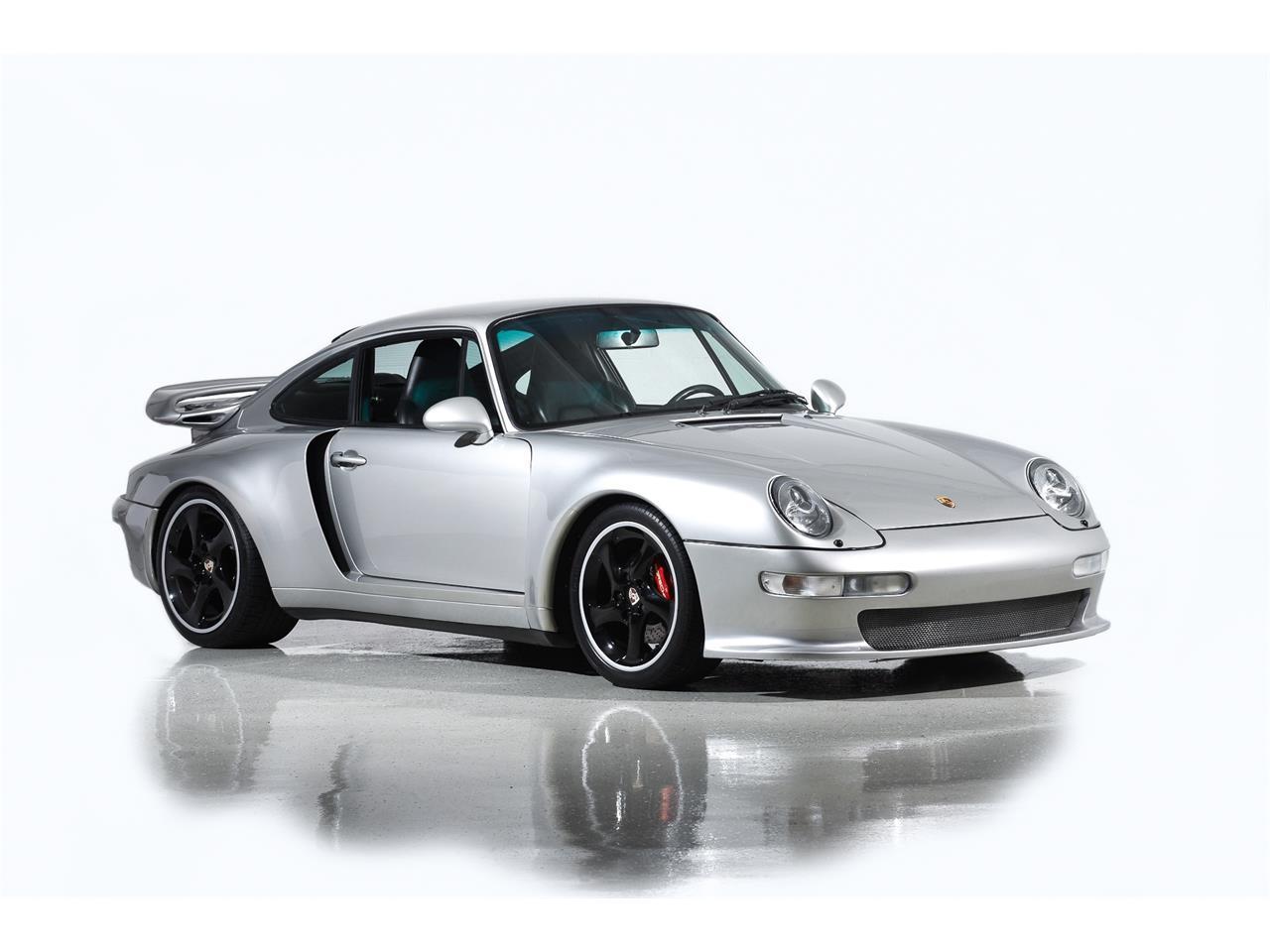 1996 Porsche 911 Turbo (CC-1041562) for sale in Farmingdale, New York
