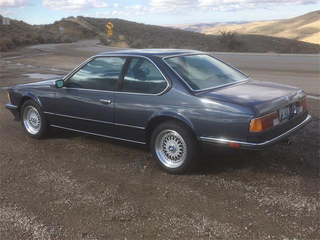 1984 BMW 635csi (CC-1041853) for sale in Boise, Idaho