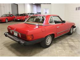1985 Mercedes-Benz 380SL (CC-1041858) for sale in Cleveland, Ohio