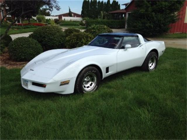 1980 Chevrolet Corvette (CC-1042040) for sale in Mundelein, Illinois