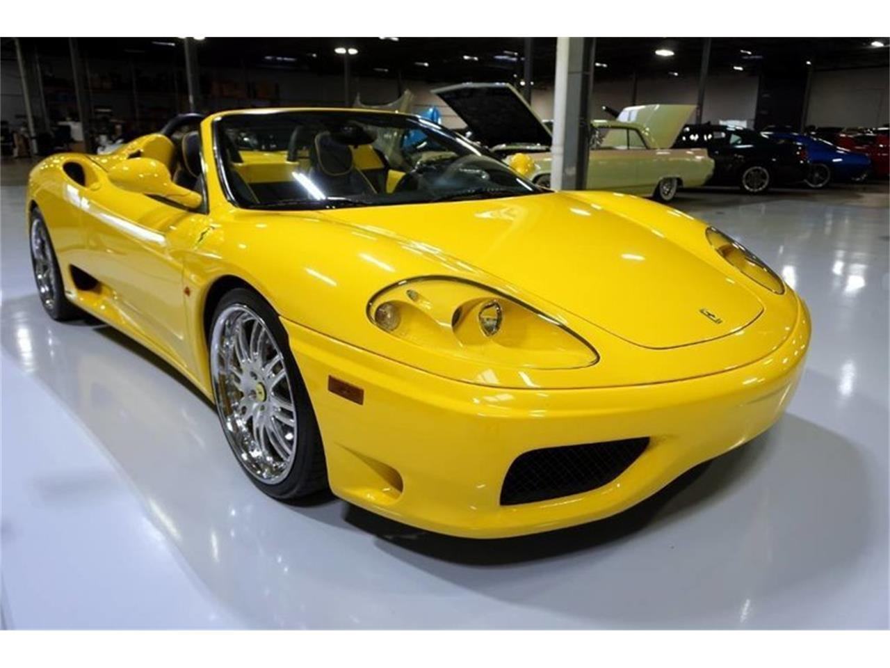 2004 Ferrari 360 (CC-1042197) for sale in Solon, Ohio