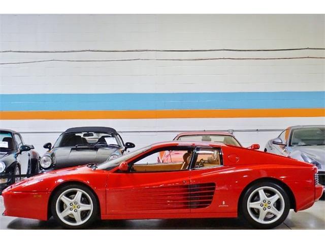 1992 Ferrari 512 (CC-1042219) for sale in Solon, Ohio