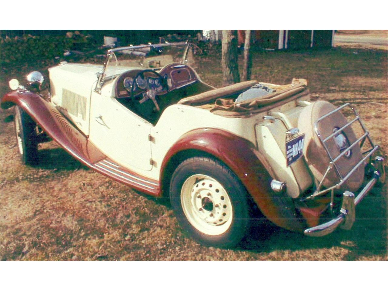 1953 MG TD (CC-1042231) for sale in Meredith, New Hampshire