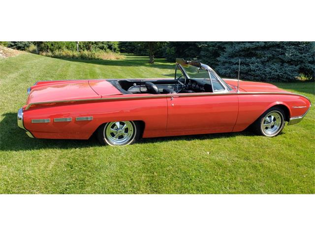 1962 Ford Thunderbird (CC-1042236) for sale in Rock Valley, Iowa