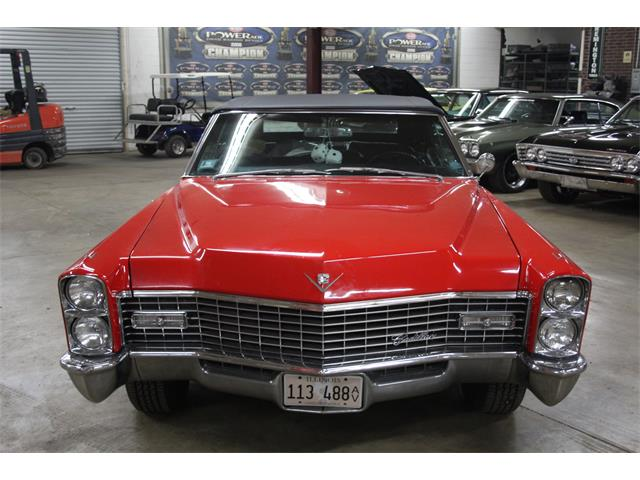 1967 Cadillac DeVille (CC-1042499) for sale in LAKE ZURICH, Illinois