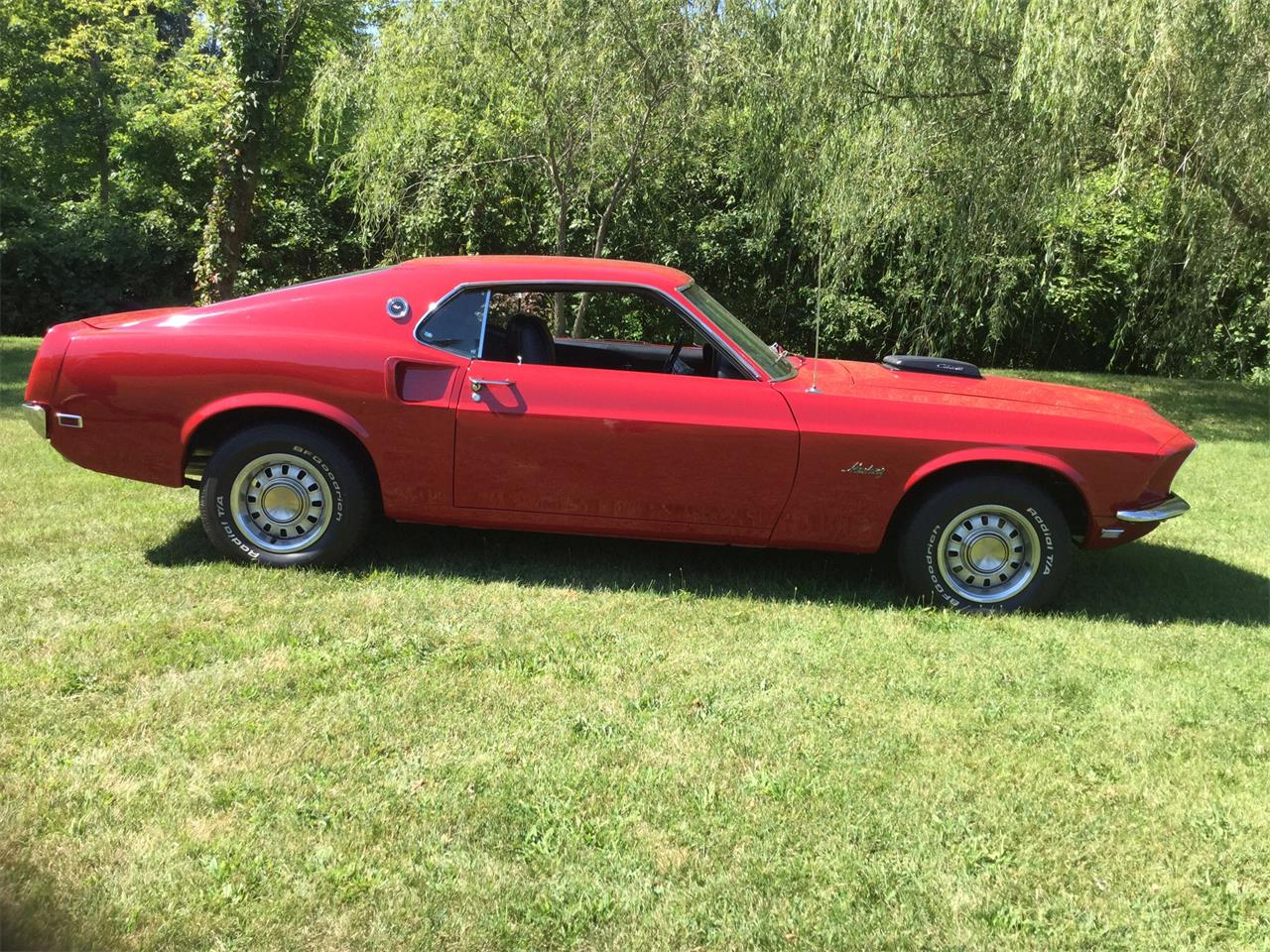 1969 Ford Mustang (CC-1042780) for sale in Temperance, Michigan