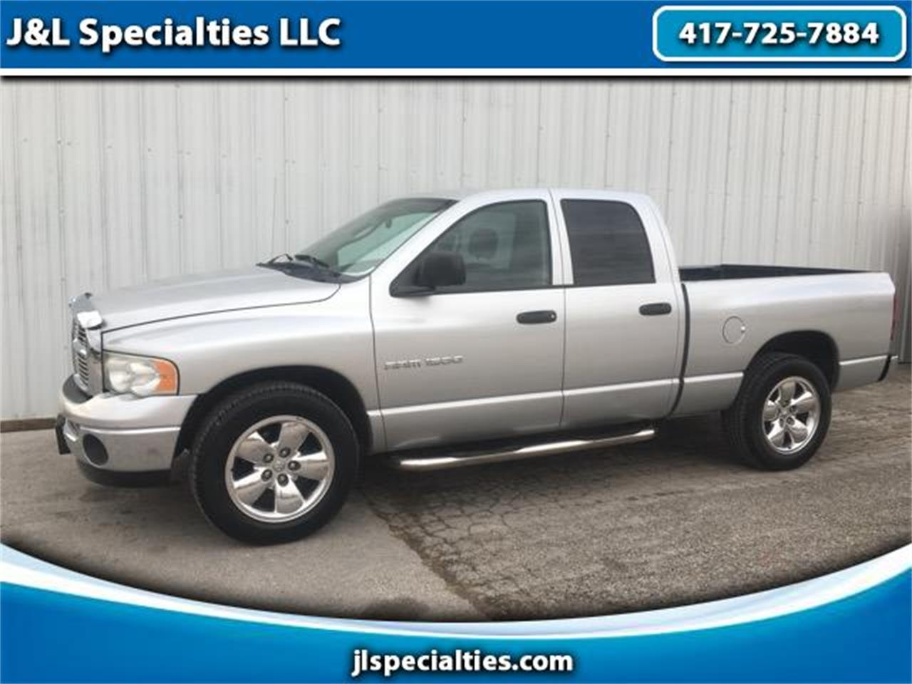 2005 Dodge Ram 1500 For Sale >> 2005 Dodge Ram 1500 For Sale Classiccars Com Cc 1042947